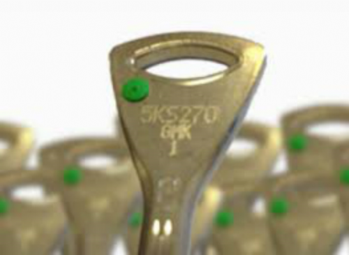 Custom Key & Lock Marking